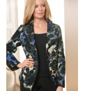 Chesca Reversible Jacquard Jacket