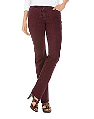 Michele Magic Straight Leg Jeans 76cm