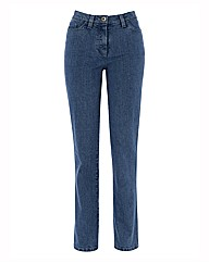 Michele Magic Straight Leg Jeans 82cm