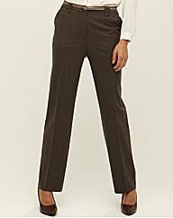 Michele Slim Fit Comfort Trousers 72cm