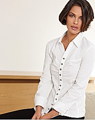 Betty Barclay Stretch Cotton Blouse