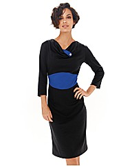 James Lakeland Ponte Jersey Dress