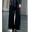 Gina Bacconi Chiffon Trousers