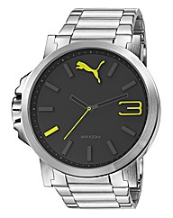 Puma Ultrasize Stainless Steel Watch