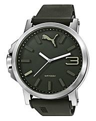 Puma Ultrasize Grey Strap Watch