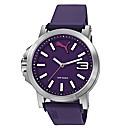 Puma Ladies Ultrasize Purple Watch