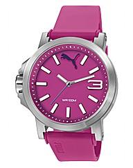 Puma Ladies Ultrasize Pink Watch