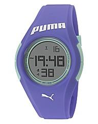 Puma Iris Silicon Strap Watch