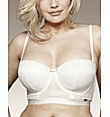 Gossard Ooh La La Longline Strapless Bra