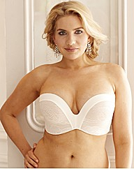 Wonderbra Ultimate Strapless Lace Bra