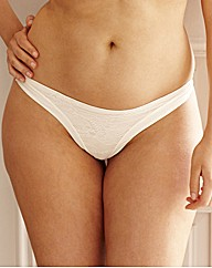 Wonderbra Lace Thong