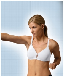 Triumph Tri-action Fitness Non Wired Bra