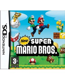 New Super Mario Brothers (DS)