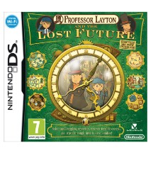 Professor Layton & The Lost Future (DS)