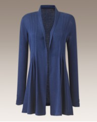 Fusions By East Waterfall Cardigan 31in