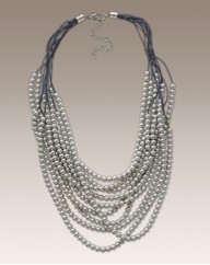 Fusions By East Multi-stranded Necklace