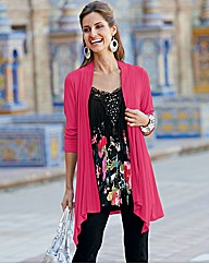 Changes By Together Waterfall Cardigan