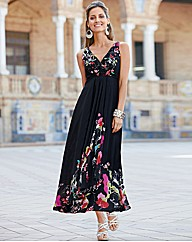 Changes By Together Petite Maxi Dress