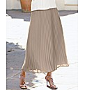 Changes By Together Pleated Maxi Skirt