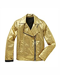 Joanna Hope Metallic Jacket