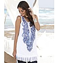 Joanna Hope Print Tunic and Cami