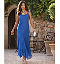 Joanna Hope All Over Beaded Maxi Dress