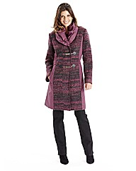 Joanna Hope Boucle Coat