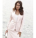 Joanna Hope Jacquard Tailored Jacket