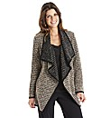 Joanna Hope Boucle Waterfall Jacket