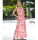 Changes By Together Print Maxi Dress