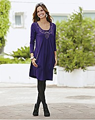 Changes By Together Bead Trim Tunic