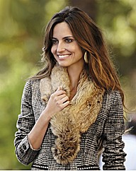 Changes By Together Faux Fur Scarf
