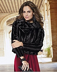 Changes By Together Faux Fur Jacket