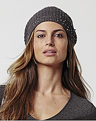 Changes By Together Sequin Knitted Hat