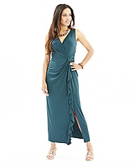 Joanna Hope Waterfall Jersey Maxi Dress