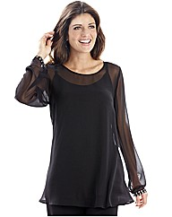 Joanna Hope Swing Tunic