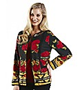Joanna Hope Patchwork Jacket