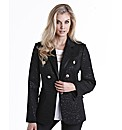 Joanna Hope Jacquard Tailored Blazer