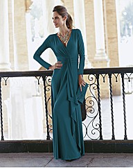 Changes By Together Jersey Maxi Dress