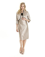 Joanna Hope Shift Dress and Bolero
