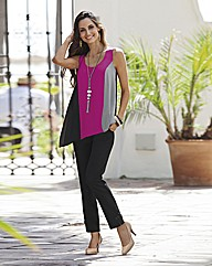 Together Colour Block Blouse