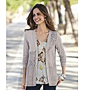 Together Jersey Cardigan