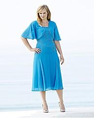 Joanna Hope Beaded Dress and Bolero