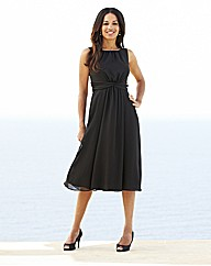 Joanna Hope Twist Front Dress