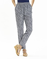 Joanna Hope Print Trouser
