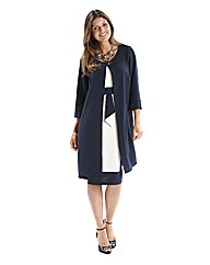 Joanna Hope Dress and Jacket Set