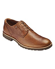 Rockport Plaintoe Lace Up Shoes