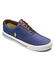 Polo Ralph Lauren Lace Up Vaughn Pumps