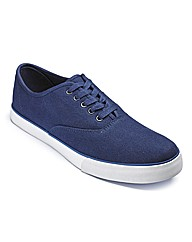 Kayak Lace up Canvas Shoes Standard Fit