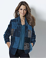 Together Patchwork Jacket